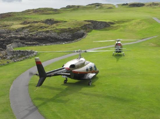 executive-helicopters glaway